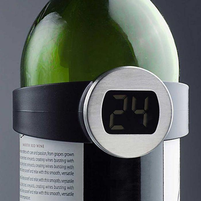 Digitales Flaschenthermometer
