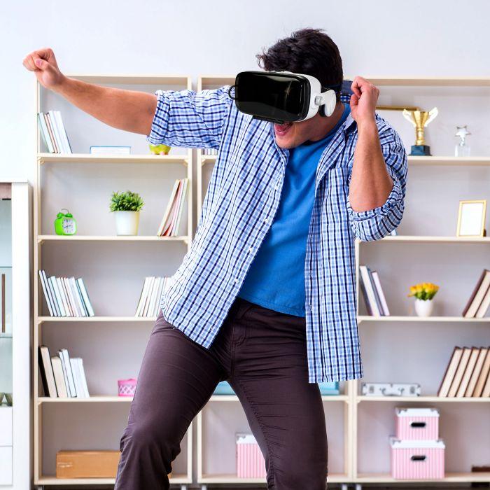 Virtual Reality Brille für Smartphones