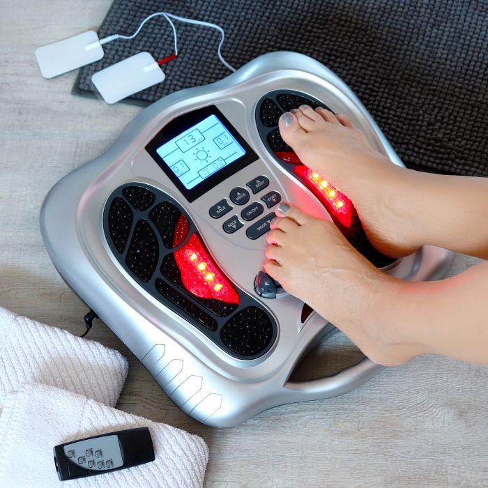 Nützlichwellness - Fureflexzonen Massagegert mit Infrarot und Reizstrom - Onlineshop Monsterzeug