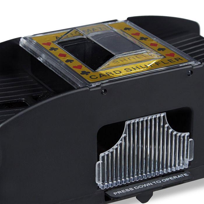 Elektrische Kartenmischmaschine