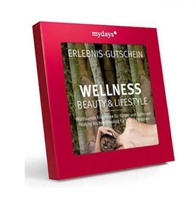 Wellness, Beauty & Lifestyle - Erlebnisgeschenk