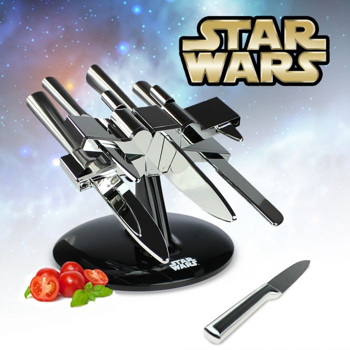 Star Wars Messerblock - X-Wing