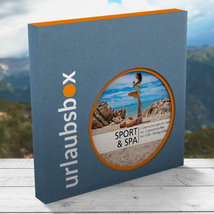 Sport & Spa - Hotelgutschein Deluxe