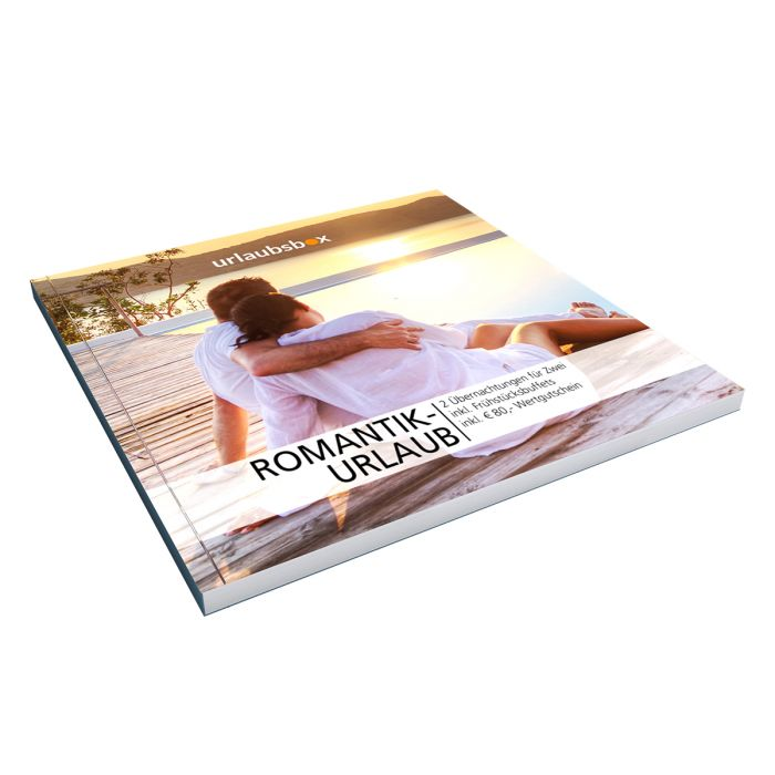 Romantikurlaub - Hotelgutschein Deluxe