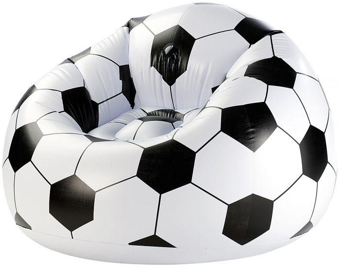 Mini Kühlschrank Fussball : Aufblasbarer sessel fußball clubsessel xxl fussballsessel