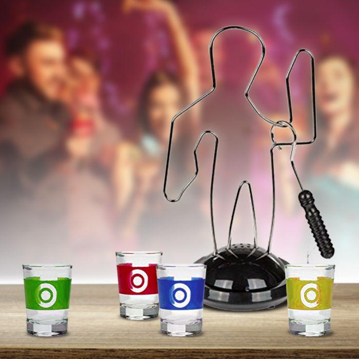 Partybedarfpartyspiele - Heier Draht Trinkspiel - Onlineshop Monsterzeug