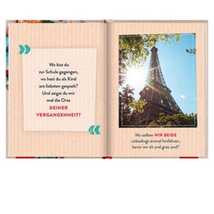 Frage-Buch für Paare - Was denkst Du, Schatz?