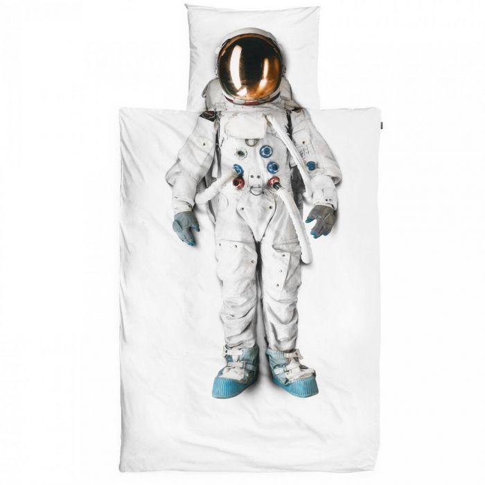 Kinder Bettwäsche Set - Astronaut