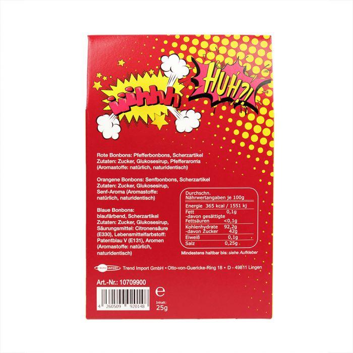 Scherzbonbons - 9er Pack