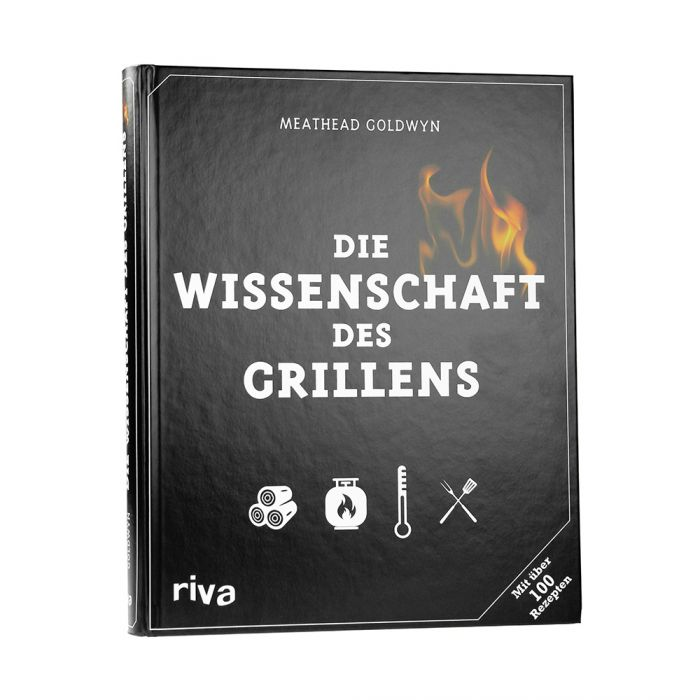 Grillbuch - Die Wissenschaft des Grillens
