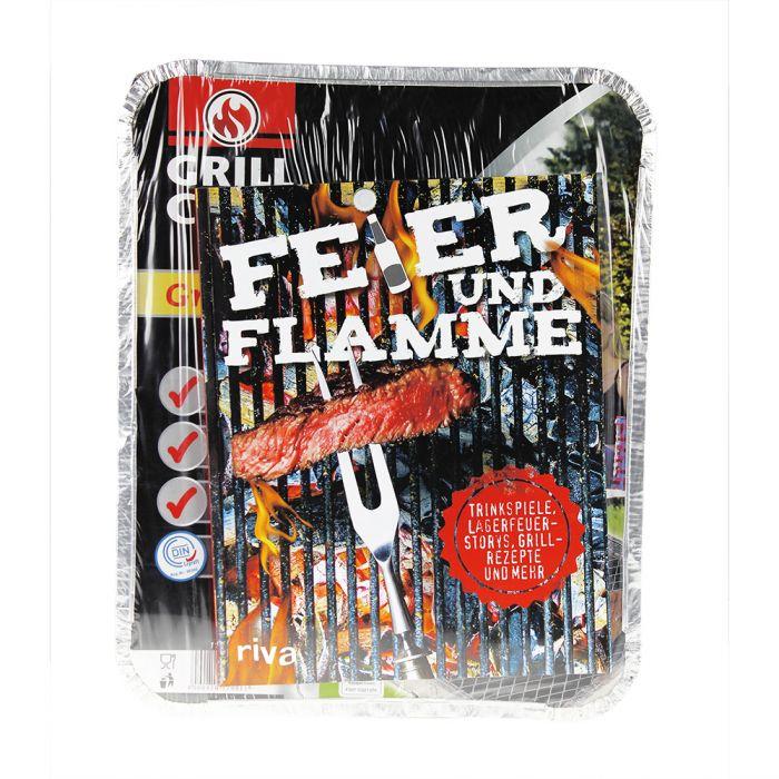 Feier und Flamme - Grillset