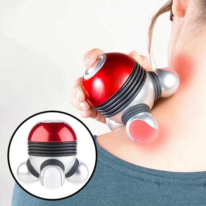 Nützlichwellness - Mini Vibrations Massagegert Handmassagegert - Onlineshop Monsterzeug