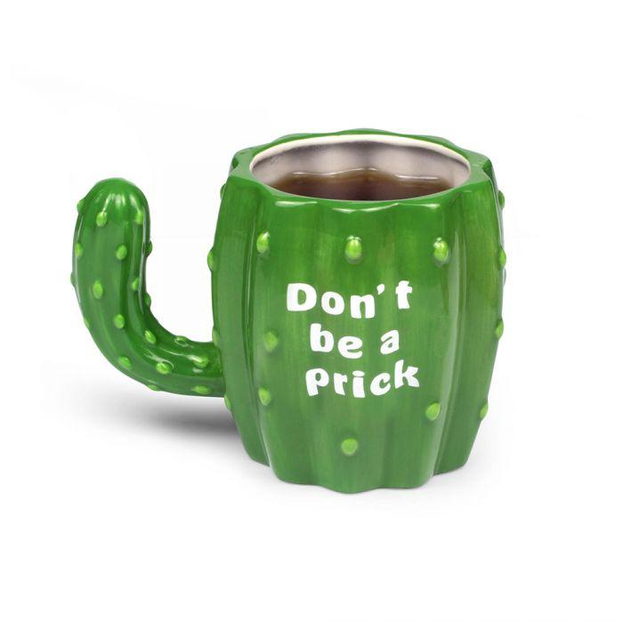 kaktus tasse 3d kaffeebecher 400 ml lustige spruch tasse. Black Bedroom Furniture Sets. Home Design Ideas