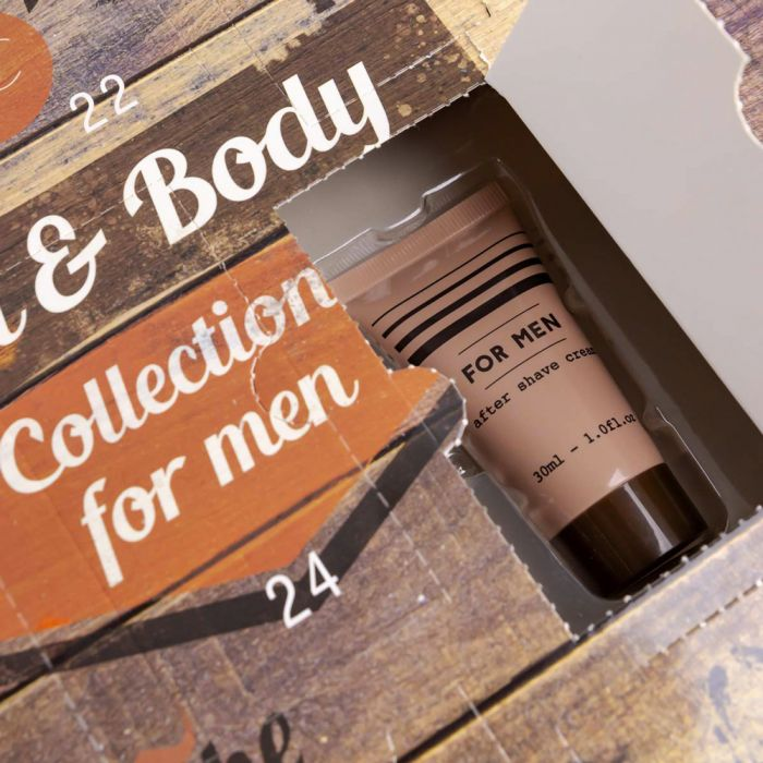 Kosmetik Adventskalender für Männer