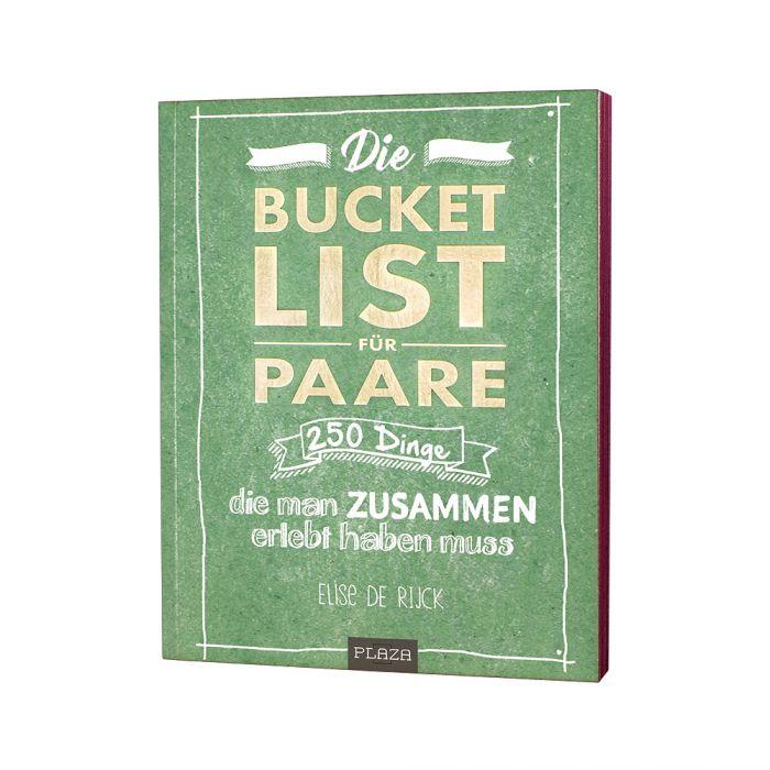 Bucket List für Paare - Buch