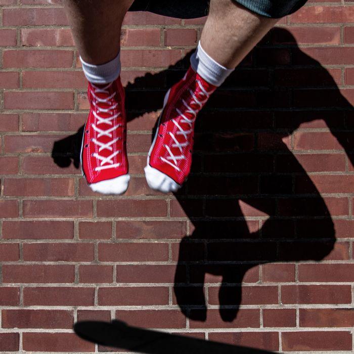 Hippe Sneaker Socken