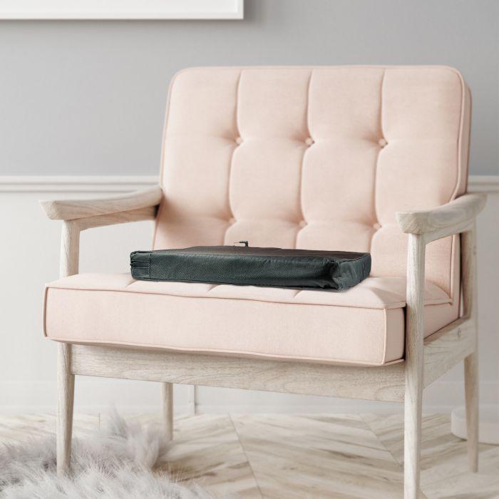 Mobiles Sitzkissen mit Wärmefunktion