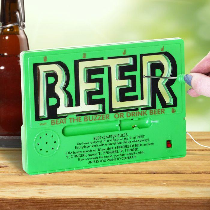 Partybedarfpartyspiele - Heier Draht Bier Challenge Trinkspiel - Onlineshop Monsterzeug