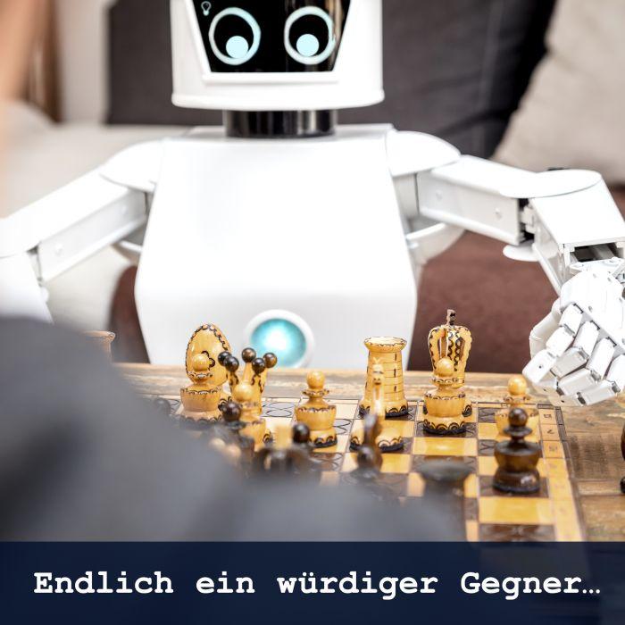 Universal Haushaltsroboter mit künstlicher Intelligenz
