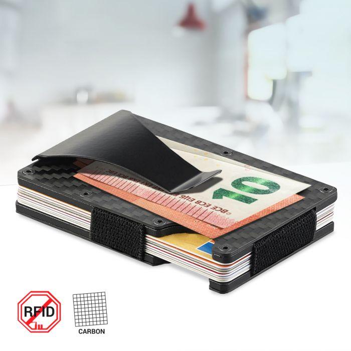 RFID Geldbörse für 15 Karten