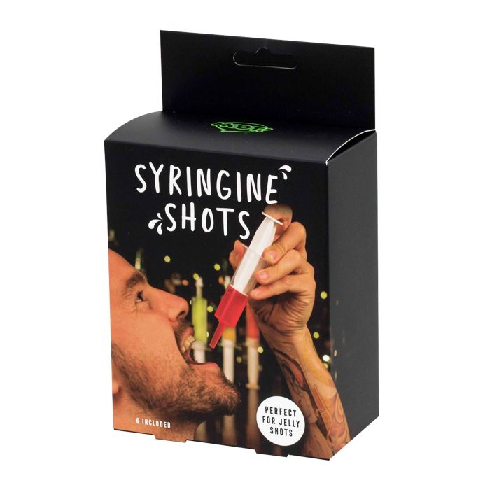 Spritzen Shots - 6er Set