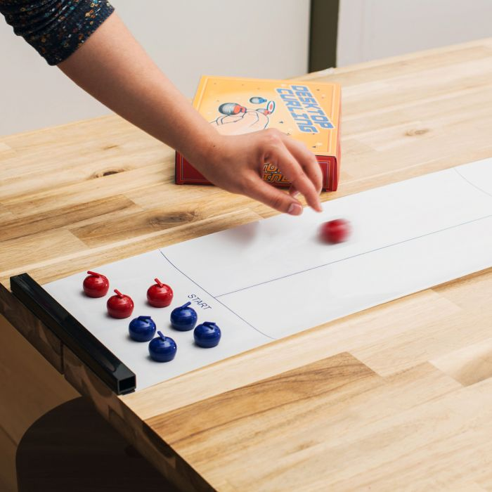 Tischspiel Curling