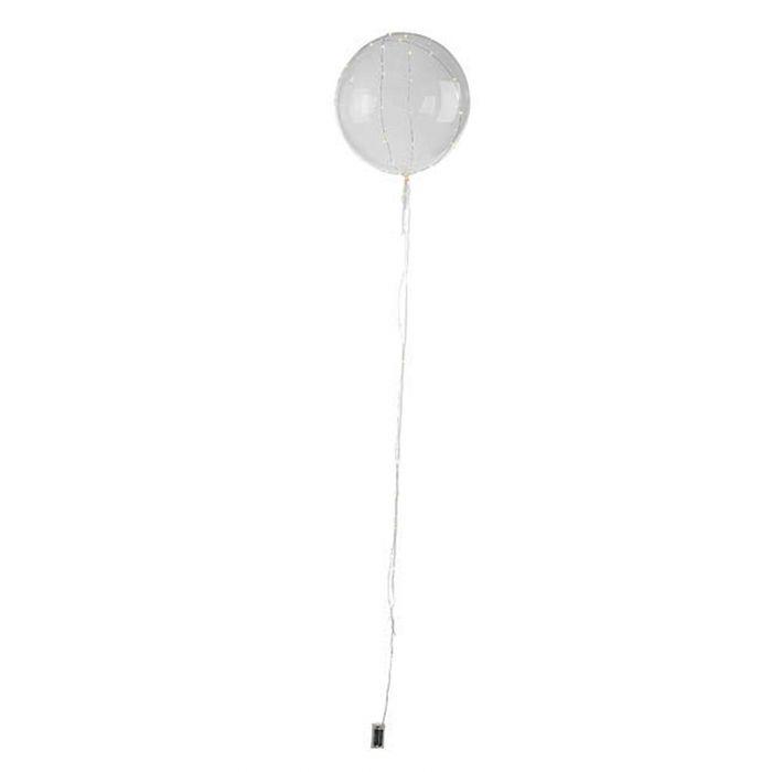Luftballon mit Lichterkette - LED Ballon