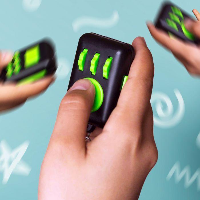 - Fidget Schlsselanhnger Anti Stress Gadget - Onlineshop Monsterzeug