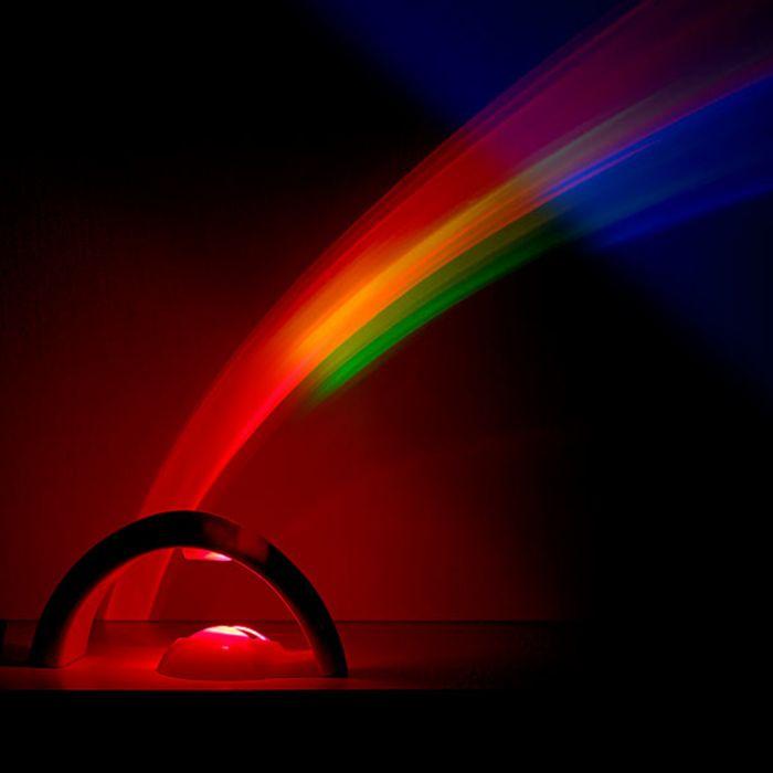 LED Regenbogen Projektor