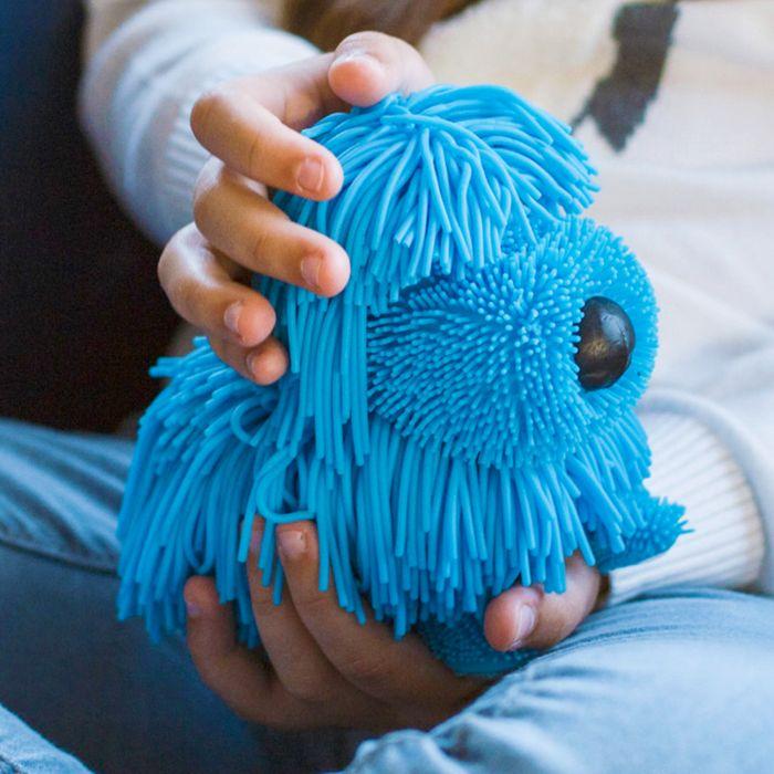 - Laufendes Kuscheltier Hund Blue Noodles - Onlineshop Monsterzeug