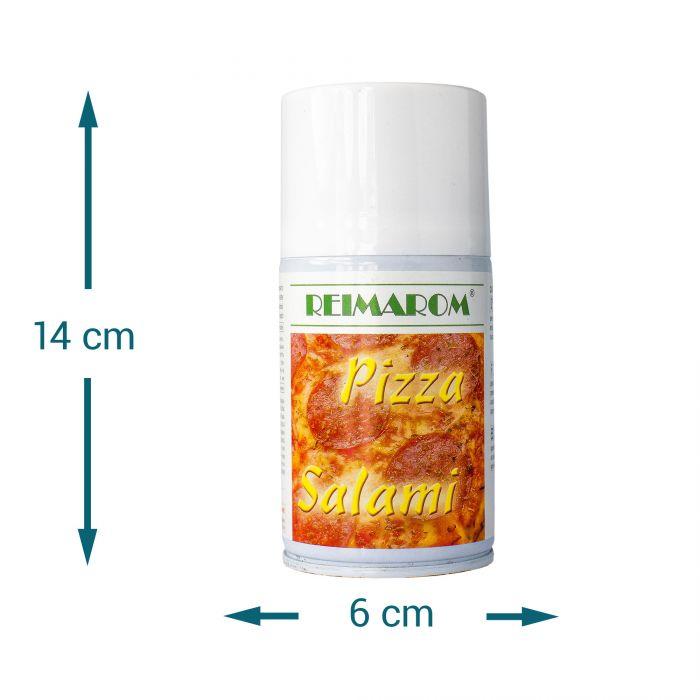 Aerosol Raumduft für Dispenser - Pizza Salami