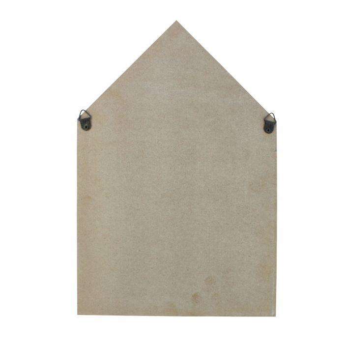Schlüsselbrett - I like my home - grau