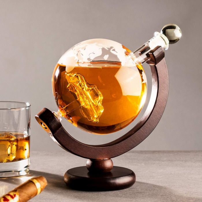 Individuellküchenzubehör - Whisky Globus Karaffe Auto - Onlineshop Monsterzeug