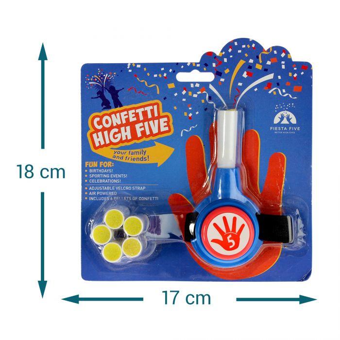 Konfettikanone - High Five