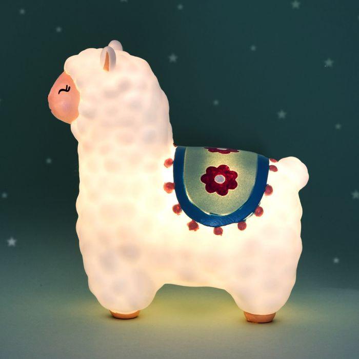 - LED Nachtlicht Lama - Onlineshop Monsterzeug