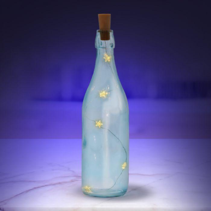 Ausgefallenromantisches - LED Lichterkette fr Flaschen - Onlineshop Monsterzeug