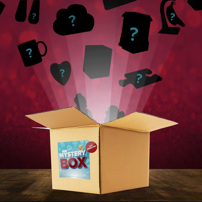 - Mystery Box fr Frauen - Onlineshop Monsterzeug