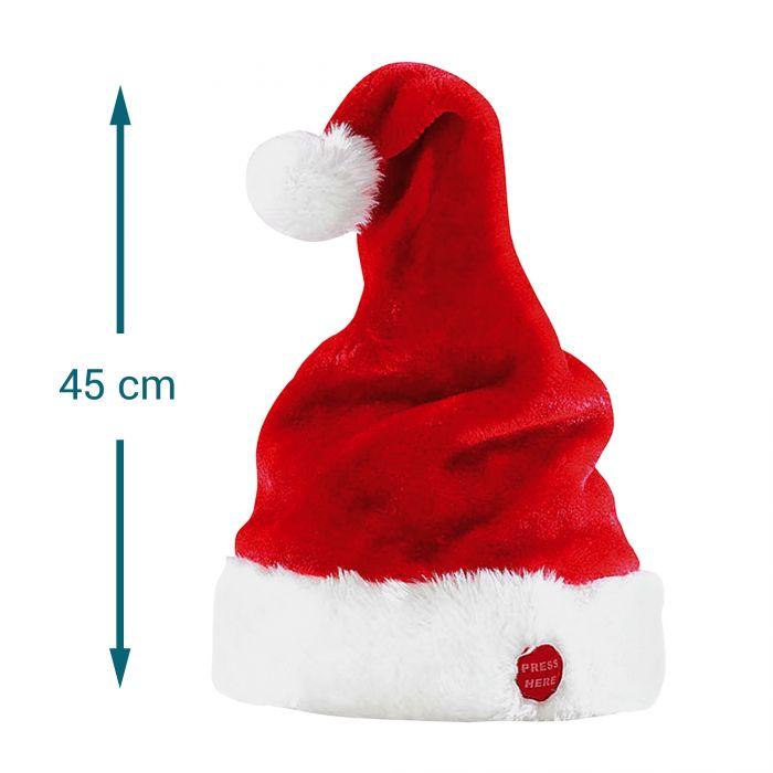 Der Postillon Adventskalender & Weihnachtsmütze im Set