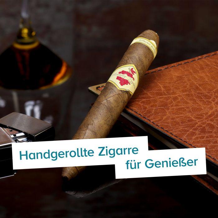 Weinbrand Zigarre