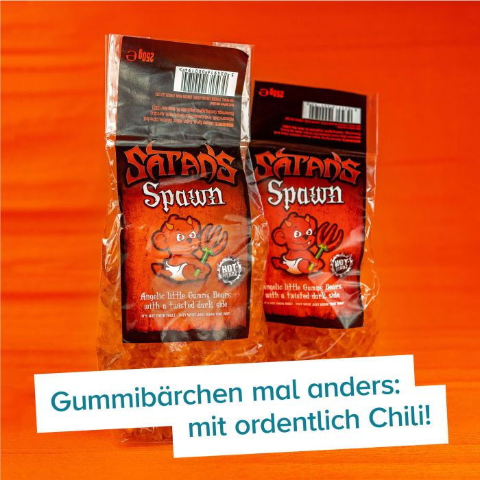 Chili Gummibärchen - 2er Set