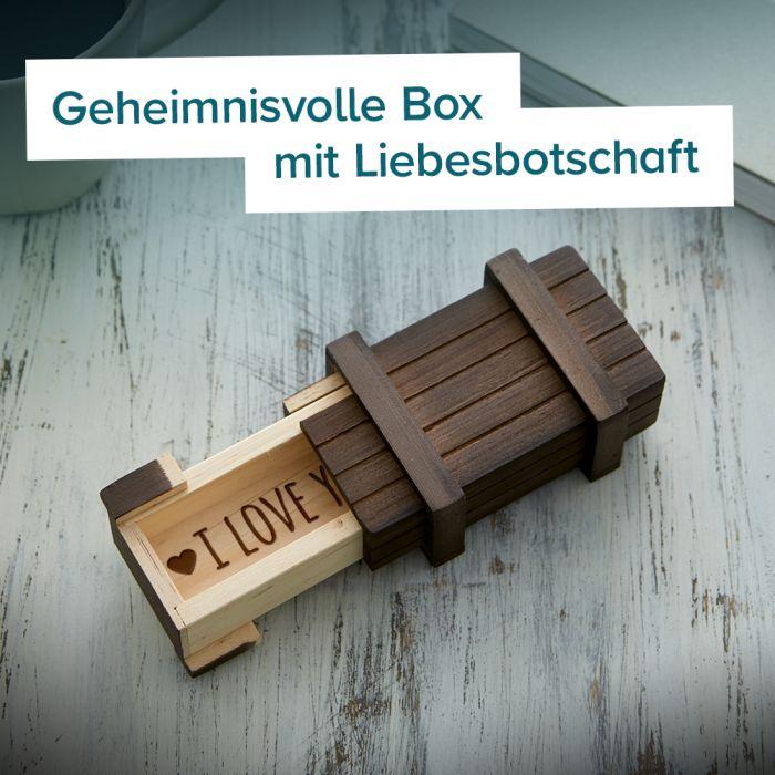 Magische IQ Box - I love you