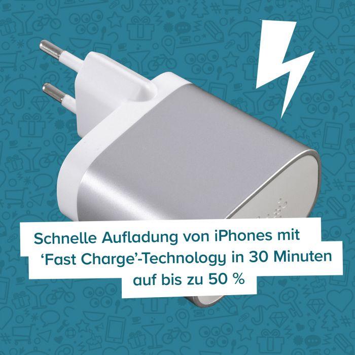 USB-C Schnellladegerät