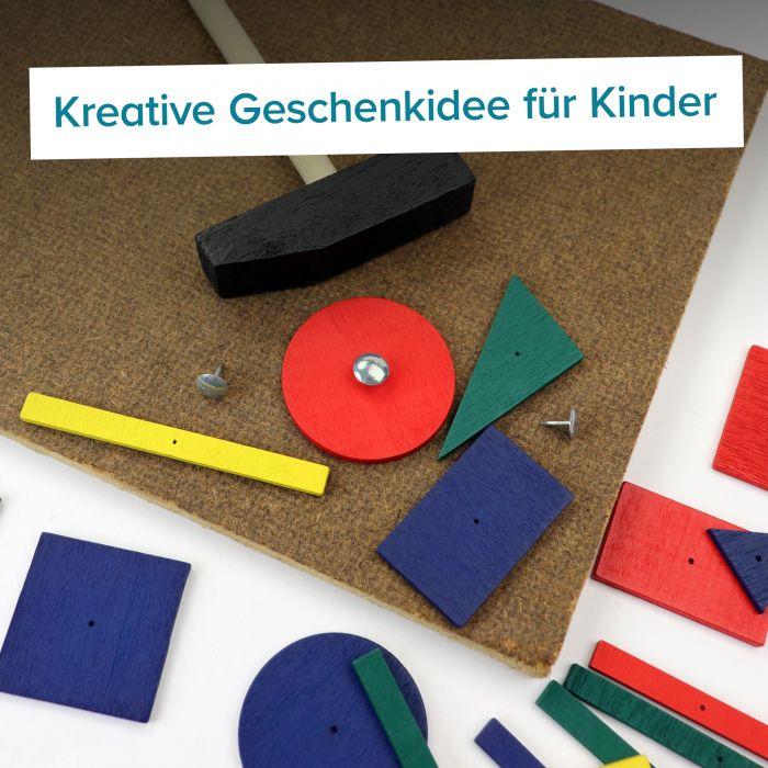 Hammerspiel - Holzspielzeug für Kinder