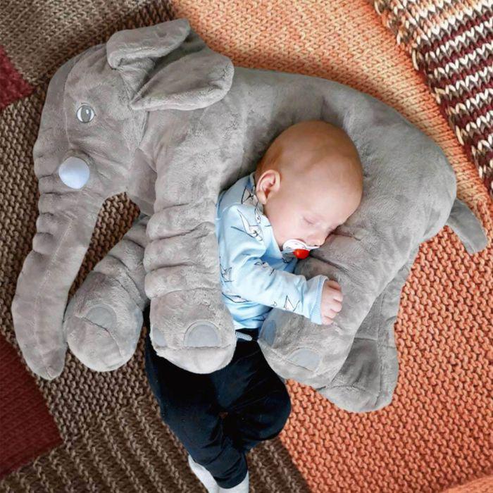 - Baby Kuschelkissen Elefant - Onlineshop Monsterzeug