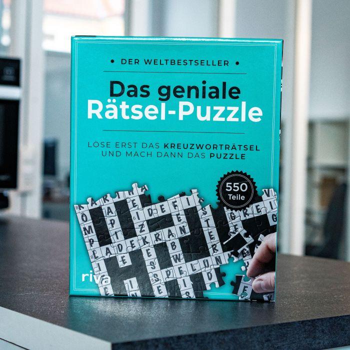 Ausgefallenkreatives - Das geniale Rtsel Puzzle - Onlineshop Monsterzeug