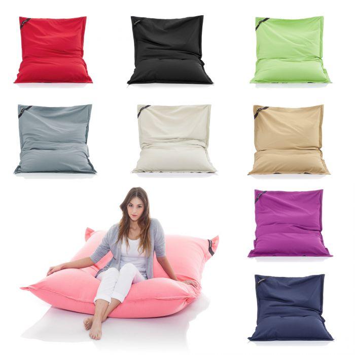 - Sitzsack XXL aus Baumwolle 9 Farben - Onlineshop Monsterzeug