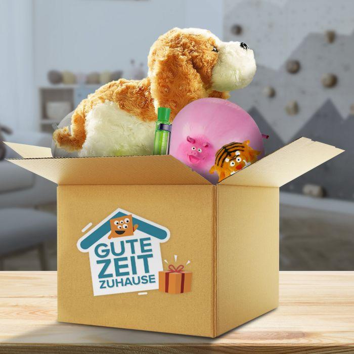 - Gute Zeit Zuhause Box fr Kinder - Onlineshop Monsterzeug