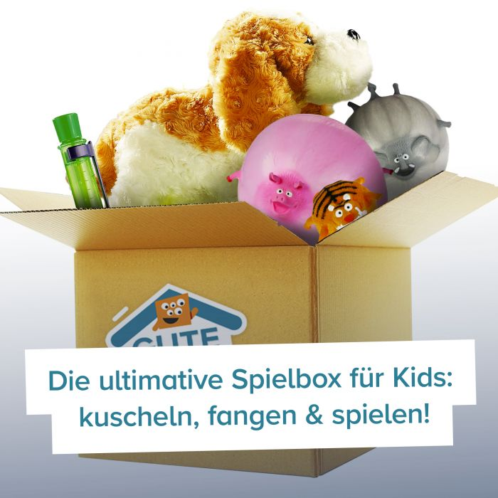 Gute Zeit Zuhause - Box für Kinder
