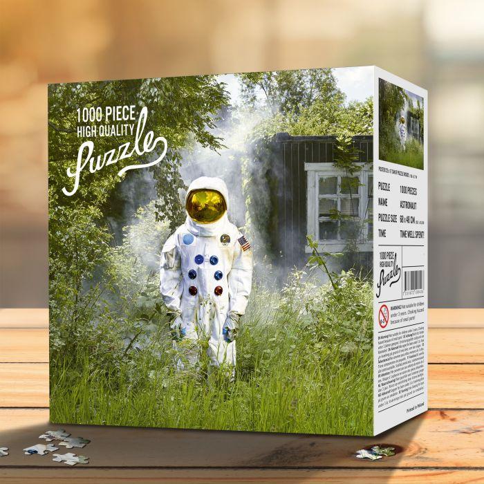- Astronaut Puzzle 1000 Teile - Onlineshop Monsterzeug
