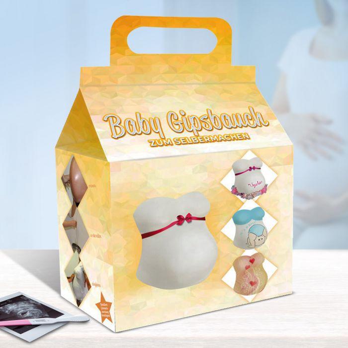 - DIY Kit Gipsabdruck Babybauch - Onlineshop Monsterzeug